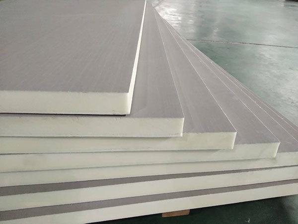 双面水泥基聚氨酯阻复合板